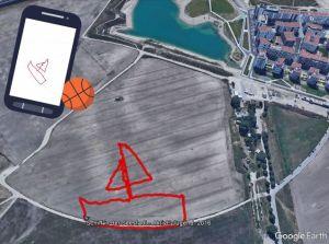GPS-Schiff in der Seestadt Aspern, Wien